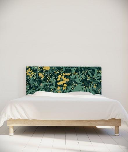 Morgane Bezou tête de lit Flore