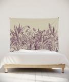 tenture-M-lit-160-violet-missy-la-tete-dans-les-tropiques