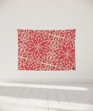 tenture-murale-S-lit-140-rouge-paraja-aloe