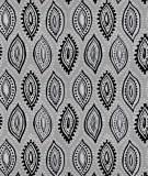 tete-de-lit-tissu-gris-suzy-vergez-feuilles