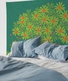 tapisserie-M-lit-160-vert-clair-jennifer-yerkes-fleurs-d-inde