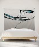 tenture-murale-L-lit-180-noir-blanc-bleu-eclisse-svefn-g-englar
