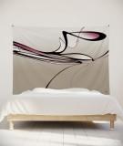 tenture-murale-L-lit-180-noir-blanc-rose-eclisse-svefn-g-englar