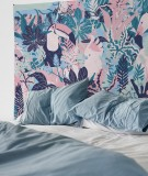 tapisserie-M-lit-160-rose-vert-bleu-morgane-bezou-faune