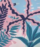 tete-de-lit-en-tissu-rose-vert-bleu-morgane-bezou-faune