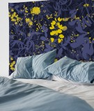 tapisserie-M-lit-160-bleu-fonce-morgane-bezou-flore