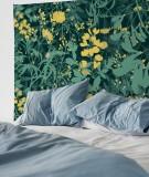 tapisserie-M-lit-160-vert-morgane-bezou-flore