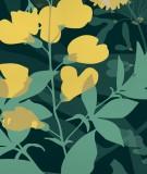 tete-de-lit-tissu-vert-morgane-bezou-flore