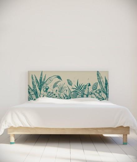Missy tête de lit Jungle