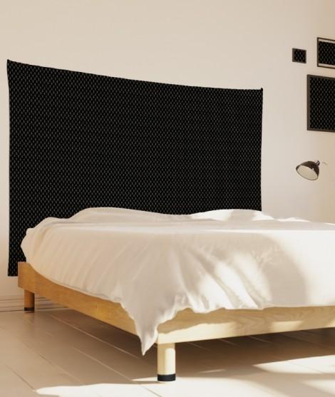 tenture-M-lit-160-noir-Kofi-paraja