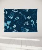 tapisserie-murale-L-lit-180-bleu-coco-hellein-sifnos
