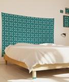 tenture-M-lit-160-turquoise-Nour-Paraja