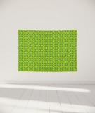 tenture-murale-S-lit-140-vert-Nour-Paraja