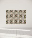 tenture-murale-S-lit-140-rouge-blanc-maya-thomas-phasmidae