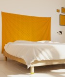 tenture-M-lit-160-orange-emmanuel-somot-facette