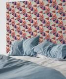 tapisserie-M-lit-160-rouge-Uroko-paraja