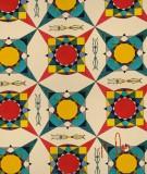 tenture-murale-S-lit-140-rouge-beige-maya-thomas-phasmidae