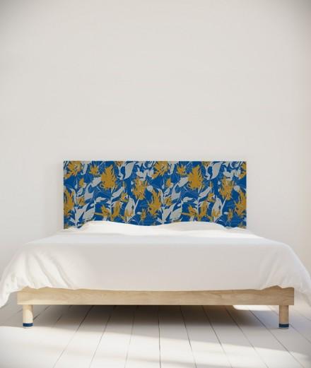 Marion Hamaide tête de lit Flamant