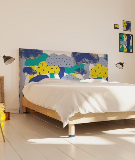 Tête de lit déco chambre enfant