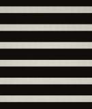 Tête de lit Noir Paraja Marinière