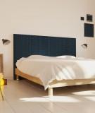 Tête de lit 160 cm Bleu Paraja Kofi