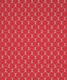 Tête de lit Rouge Paraja Kofi