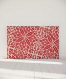 Tête de lit 180 cm Rouge Paraja  Aloe