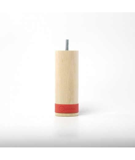 myQuintus WOOD - Poppy Red