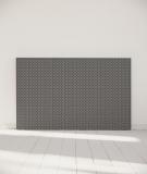 Tête de lit 180 cm Noir Gris Alexia Schroeder Ethnique graphique