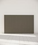 Tête de lit 180 cm Noir Beige Alexia Schroeder Ethnique graphique
