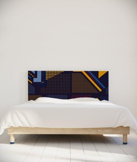 Tête de lit 160 cm Blanc Alexia Schroeder Architecture