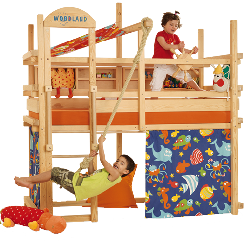 cabane-lit-enfant-fun-original-deco