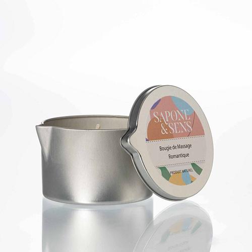 bougie massage sapone & sens