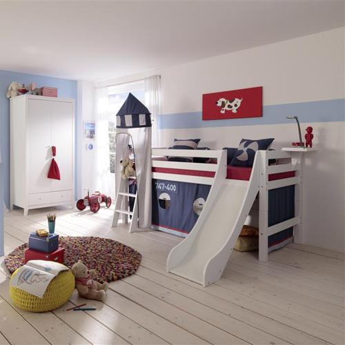 lit-mezzanine-enfant-toboggan-deco-kids
