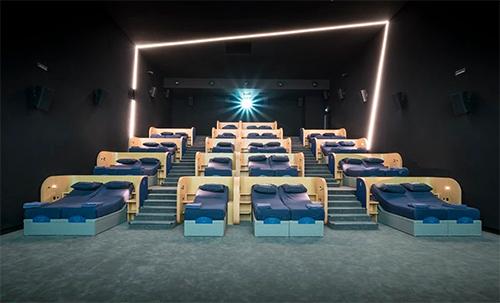 Cinéma La Joliette salle premium