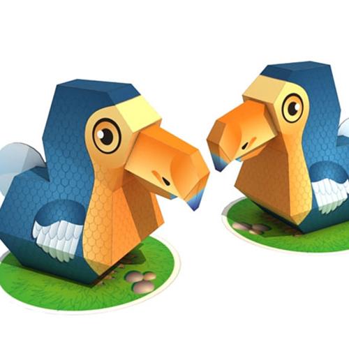paper-trophy-oiseau-dodo-deco-diy