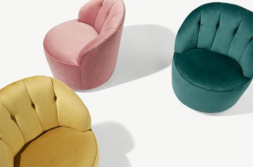 fauteuil Margot Made