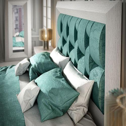 tete-de-lit-turquoise-franco-furniture