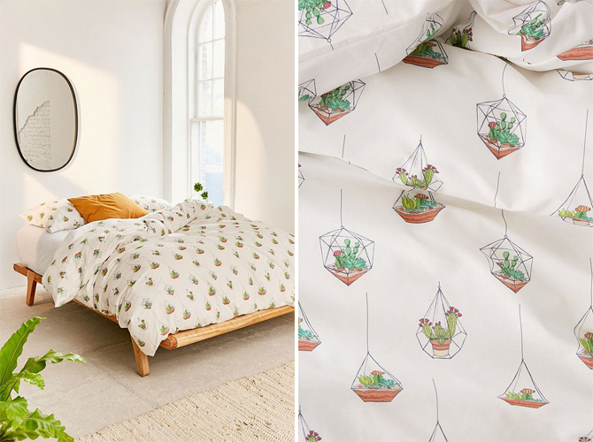du linge de lit frais et color pour cet t myquintus. Black Bedroom Furniture Sets. Home Design Ideas