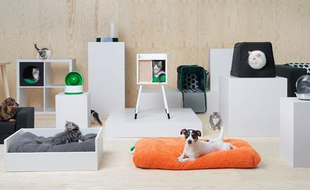 mobilier lurvig IKEA pour chats et chiens