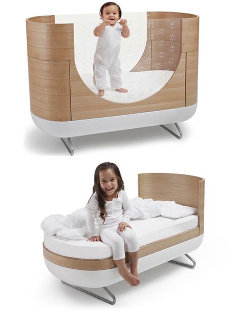 ec73a468d8026 8 berceaux design pour des bébés qui ont du goût ! - MyQuintus