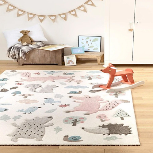 tapis forest
