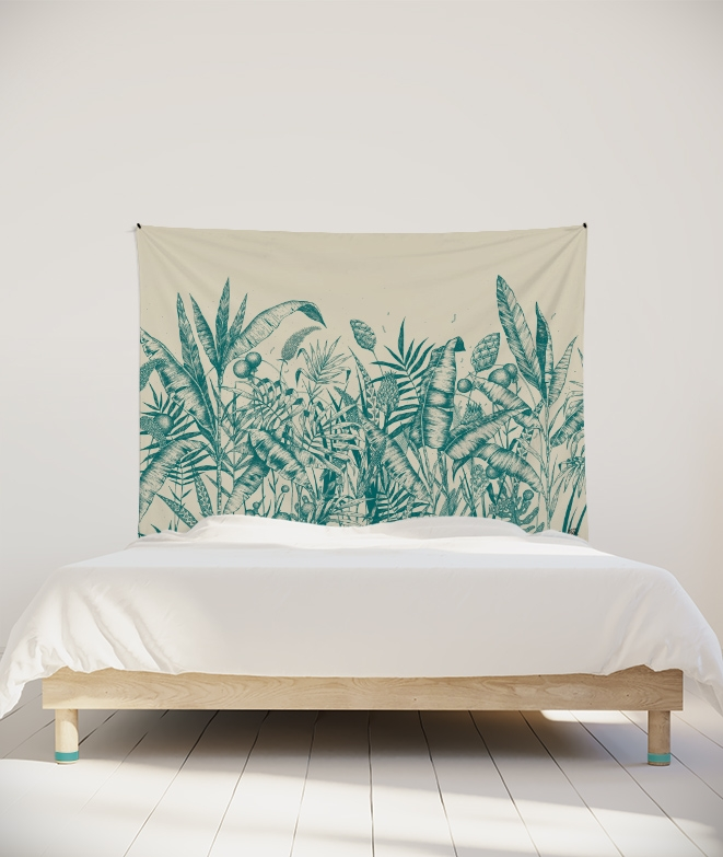 tenture-murale-missy-deco-jungle-tropical
