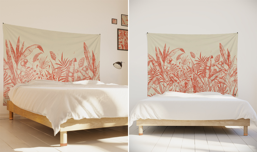 tapisserie-tropicale-tenture-missy-murs