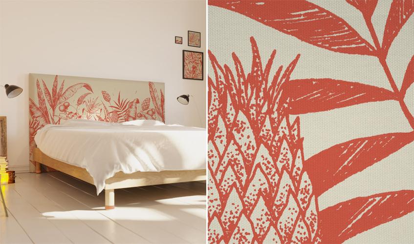 tête-de-lit-deco-missy-corail-couleur-tendance