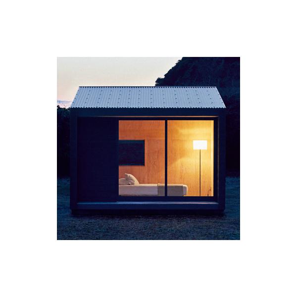 MUJI Hut : l'habitat nomade au design minimaliste