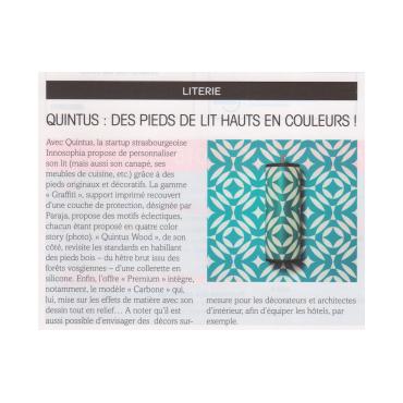 Presse myquintus for Courrier du meuble