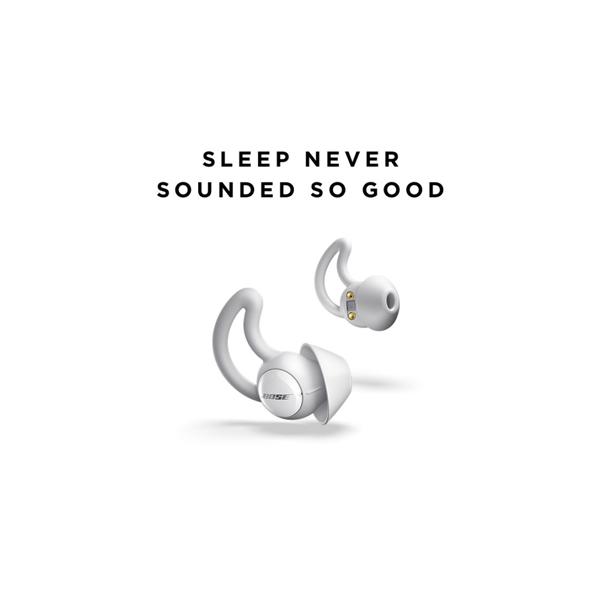 Fin des nuits blanches, place au sommeil paisible avec les nouveaux bouchons connectés Bose noise-masking sleepbuds
