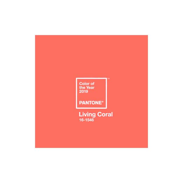 Tendance déco: Découvrez Living Coral, la couleur Pantone de l'année 2019!