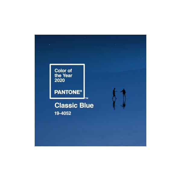 """""""Classic Blue"""" : la couleur Pantone 2020 idéale pour votre chambre à coucher !"""